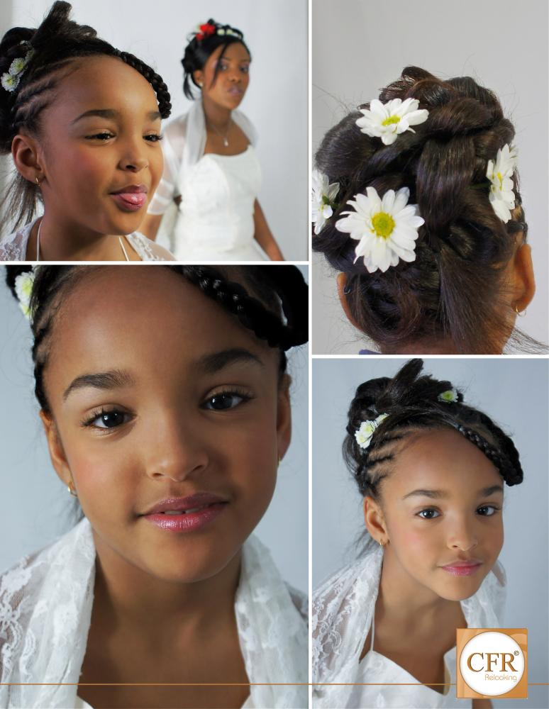 Coiffure petite fille metisse mariage coiffures la mode de la saison 2017 blog photo - Coiffure petite fille metisse ...
